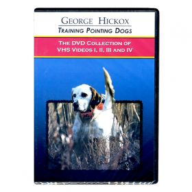 George Hickox Pointing Dog DVD - Complete Series