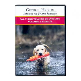 George Hickox Retrievers DVD - Complete Set