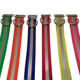 """1-1/2"""" Wide Reflective Day-Glo Collar"""